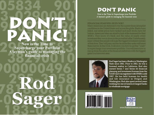 Don't Panic! by Rod Sager (2010, Paperback)