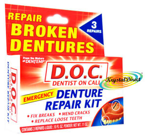 Dentemp-DOC-Dentist-on-Call-Emergency-Denture-Repair-Kit-Mend-Cracks-Fix-Breaks