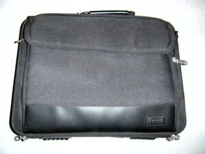 Used-Targus-Laptop-Soft-Case-zippered-pocket-14x11x2-5