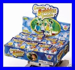 48 CATCHABLE MICRO BUBBLES WHOLESALE-PARTY BAG TOYS