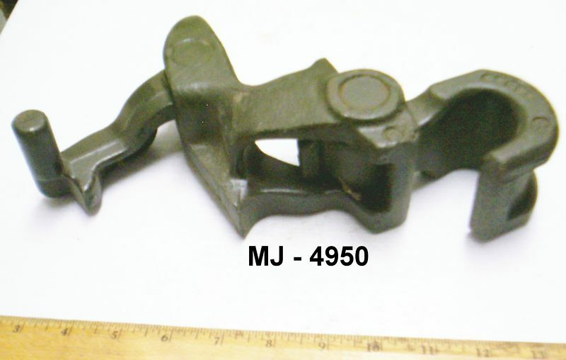 Military Train Hitch Assembly (?) or Latch (?) or (?) (NOS)