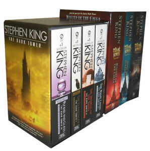 Stephen King Dark Tower Collection 7 Books Full Set New