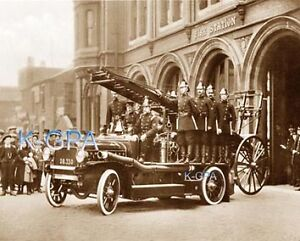 Stockport Cheshire Fire Brigade photo #3075c