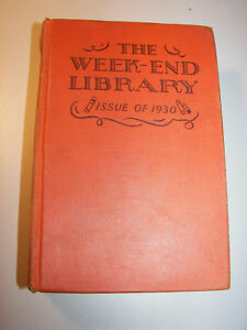 1930-The-Week-End-Library-Issue-of-1930