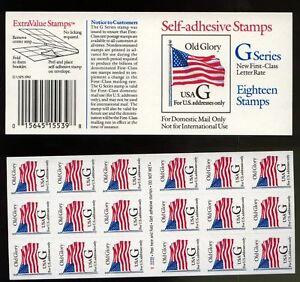 USA-1994-SG-SB199-Old-Glory-Flag-Thin-Card-Booklet