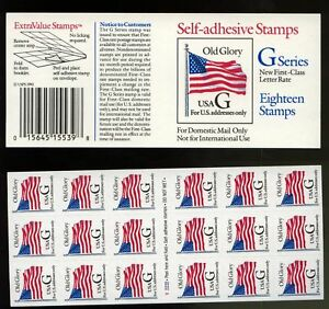 USA-1994-SG-SB199-Old-Glory-Flag-Thin-Card-Booklet