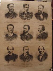 INCISIONE-I-NUOVI-DEPUTATI-1881-ILLUSTRAZIONE-ITALIANA