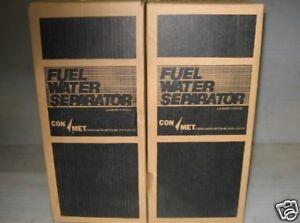2-New-Consolidated-Metco-Fuel-H2O-Separators-CM99-327D