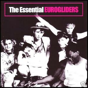 EUROGLIDERS - THE ESSENTIAL CD ~ GRACE KNIGHT 80's GREATEST HITS / BEST OF *NEW*