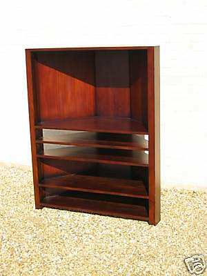 Media Cabinet Tv Dvd Sky Freeview Blu-ray Ps4 Solid Mahogany