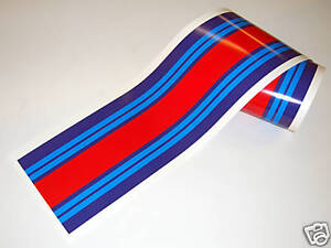 LE-MANS-MARTINI-style-stripe-2-meters-gloss-laminated-decal-sticker