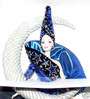 1996 Moon Goddess Collector Barbie Bob Mackie