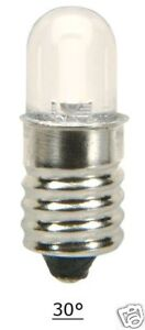 Blue-LED-BULB-MES-30-6V-Light-6-Volt-30-degree