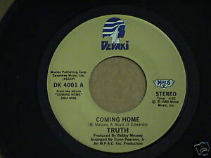 modern soul TRUTH Coming Home DEVAKI 4001 M-  HEAR SOUNDCLIP!!