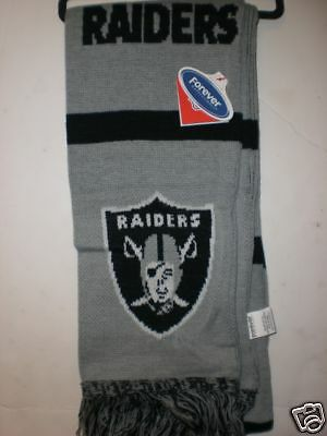 Forever Collectibles Oakland Raiders Nfl Licensed Scarf