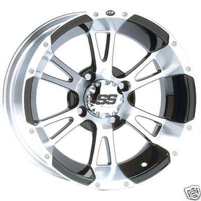 12 Ss112 Aluminum Alloy Golf Cart Gem Car Rim Wheel