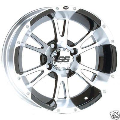 12 Ss112 Aluminum Alloy Golf Cart Gem Car Rim Wheel