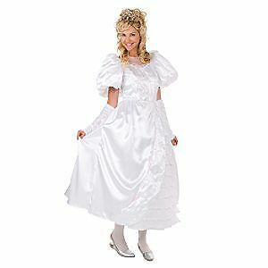 Clothing, Shoes & Accessories > Costumes, Reenactment, Theater ...: http://www.ebay.com/itm/Enchanted-Giselle-Wedding-Costume-Dress-Adult-Disney-/220453503854