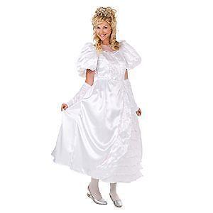 Enchanted Giselle Wedding Costume Dress Adult Disney