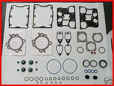 1550 TWIN CAM 95CI TOP END GASKET KIT 4 HARLEY BIG BORE