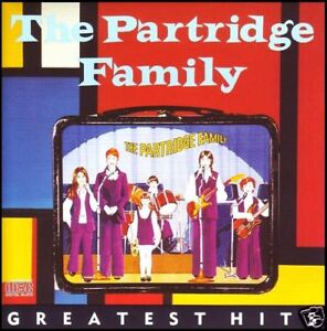 PARTRIDGE FAMILY - GREATEST HITS D/Rem CD ~ 70's THE BEST ~ DAVID CASSIDY *NEW*