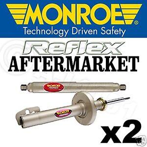 2x-Monroe-Reflex-Rear-Shocks-hyundai-accent-excel-97-99