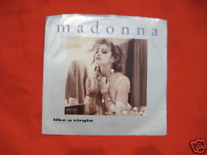 1-VINTAGE-MADONNA-LIKE-A-VIRGIN-7-1984-SINGLE-RECORD-RETROS-80s
