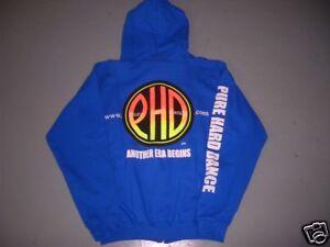 Pure hard dance hoodie