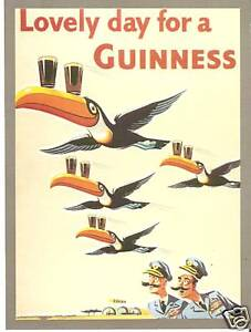 GUINNESS METAL SIGN