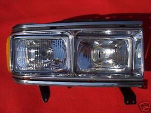 Urquattro 4x Scheinwerfer NEU Typ 81 85 Quattro Audi 80 B2 Coupe Sport headlight
