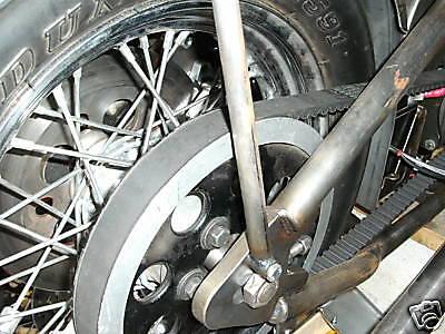 Harley Davidson Sportster Drive Belt