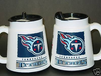 Nfl 20 Oz. Travel Mug, Tennessee Titans,