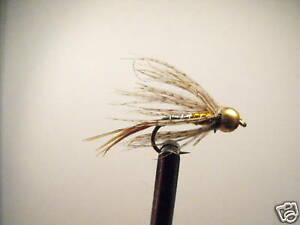 12-Brass-Bead-Lightning-Bug-Nymph-Wet-Fly-Trout