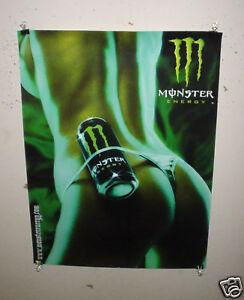 monster energy girl toples