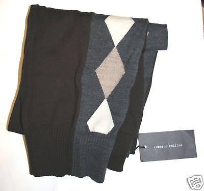 Roberto Collina Neck Scarf Muffler Wool Italy