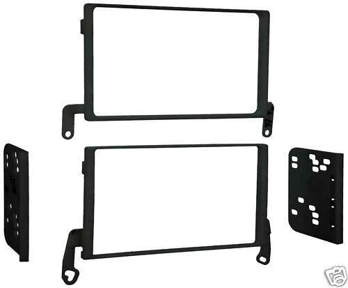 Metra 95 5818 1997 2002 Ford Expedition Double DIN Dash Kit After