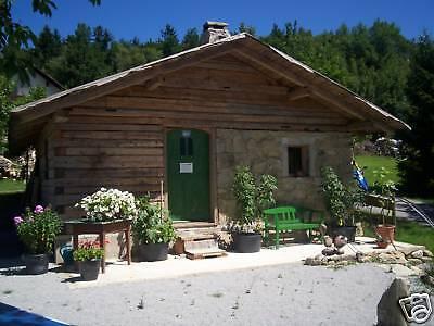 Berghütte in Bayern, Skihütte, Ferienhaus, urige Almhütte