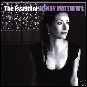 WENDY MATTHEWS - THE ESSENTIAL CD ( ABSENT FRIENDS ) GREATEST HITS / BEST *NEW*