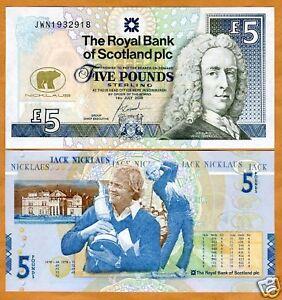 Scotland-5-pounds-14-7-2005-P-365-Jack-Nicklaus-UNC