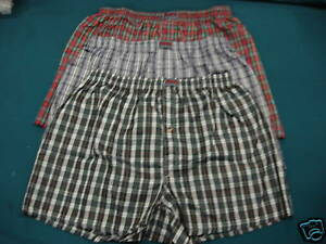 NWT-Mens-Boys-Underwear-Boxers-Size-Large-3-Pair-lot