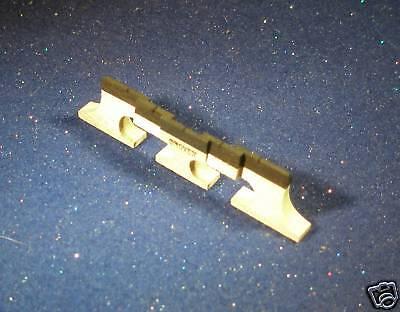 Grover 5 String Banjo Compensating Bridge 5/8 Height, Mpn 77