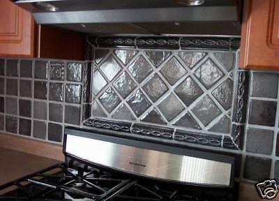 12- 4x4 Cobblestone Tile Wall Counter Patio Floor Molds