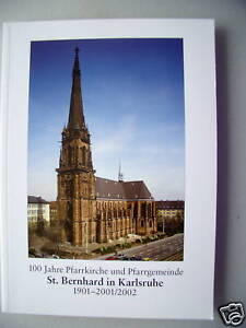 100 Jahre Pfarrkirche Gemeinde St. Bernhard Karlsruhe - Eggenstein-Leopoldshafen, Deutschland - 100 Jahre Pfarrkirche Gemeinde St. Bernhard Karlsruhe - Eggenstein-Leopoldshafen, Deutschland