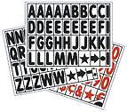 SWINGER-SIDEWALK-SIGN-REPLACEMENT-BLACK-LETTERS-SET