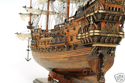 how to build a wooden ship