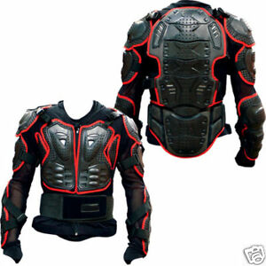 gilet de protection motocross enduro gp pro xl ebay. Black Bedroom Furniture Sets. Home Design Ideas