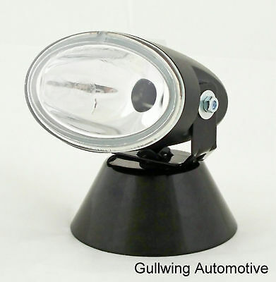 1 SET BOSCH OVAL PROJECTING LIGHT OFF ROADER H7 POLYMER