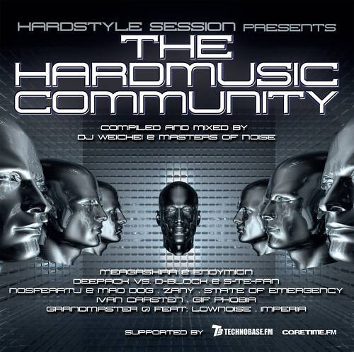 CD Hardstyle Session Presents The Hardmusic Community  2CDs