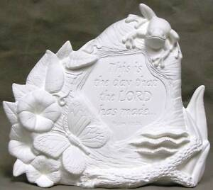 Ceramic Bisque Lord Made Rock CPI Mold 3816 U-Paint Ready To Paint