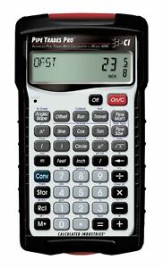 Calculated-Industries-4095-Pipe-Trades-Pro-Calculator